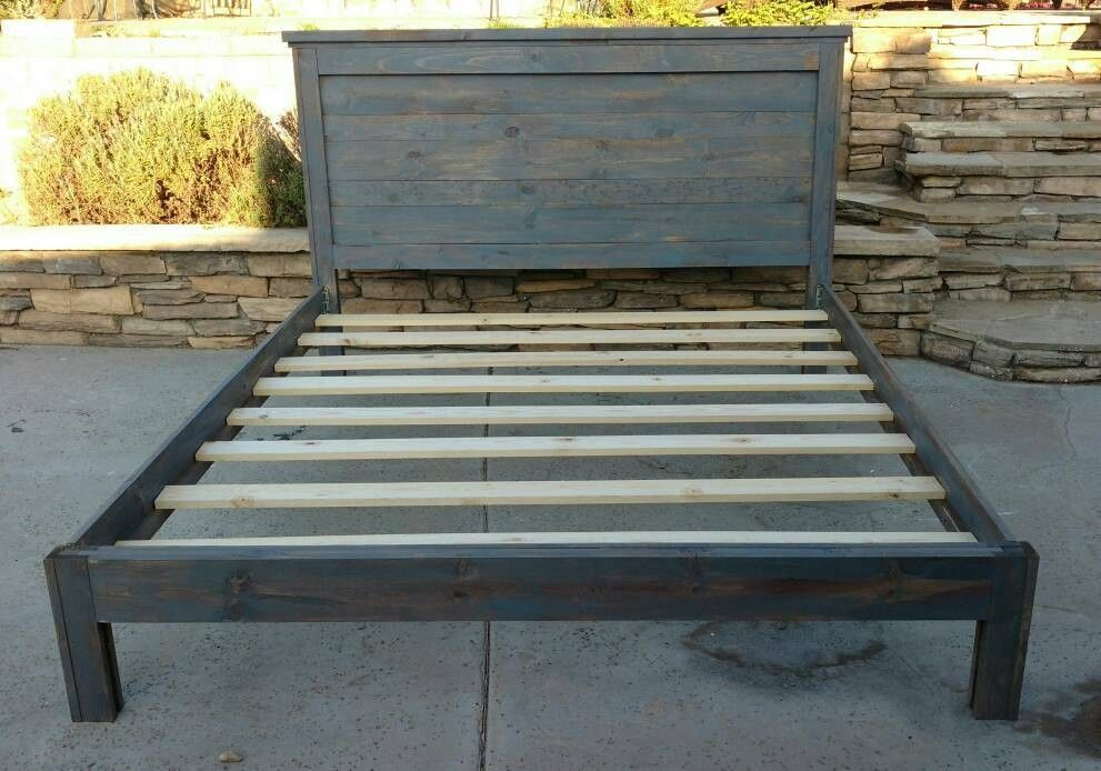 Custom Rustic Beds made to order and ship nation wide. FOO foo La La ...