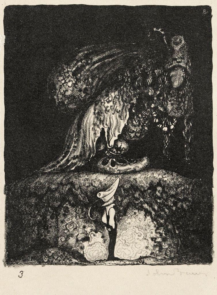 John Bauer: Lithograph 6, 1915