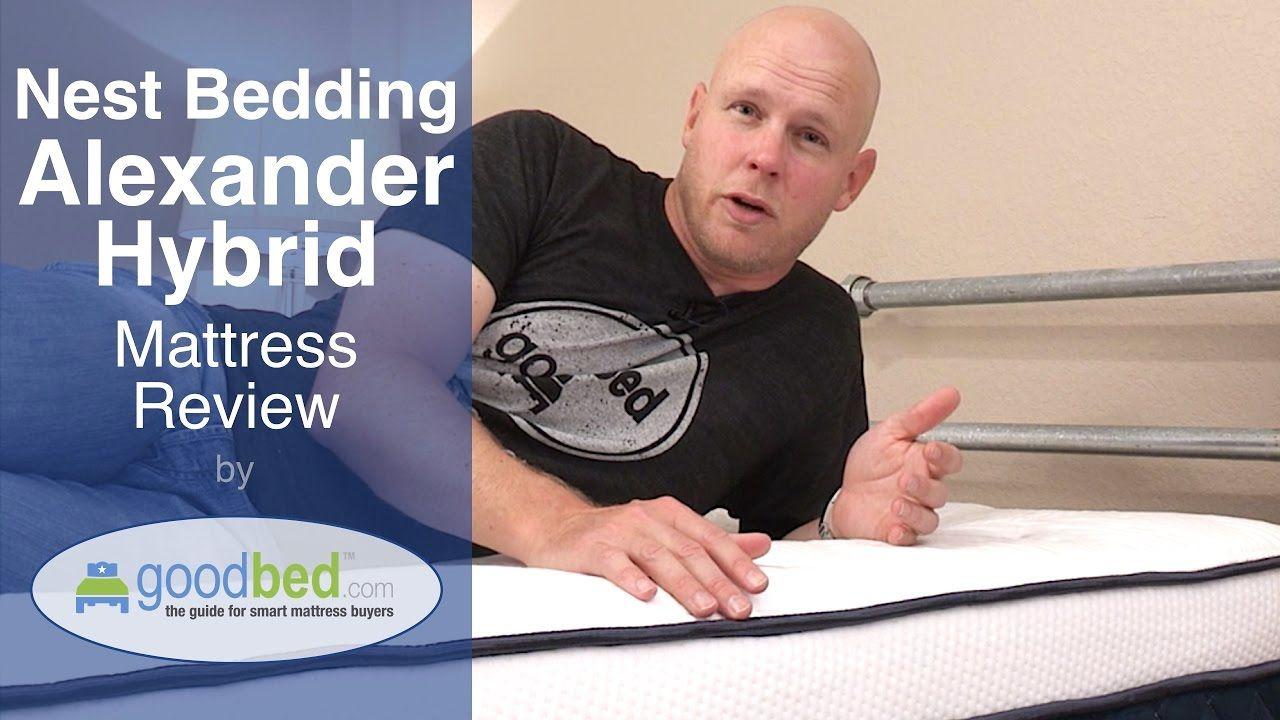 Nest Alexander Hybrid Mattress Review by