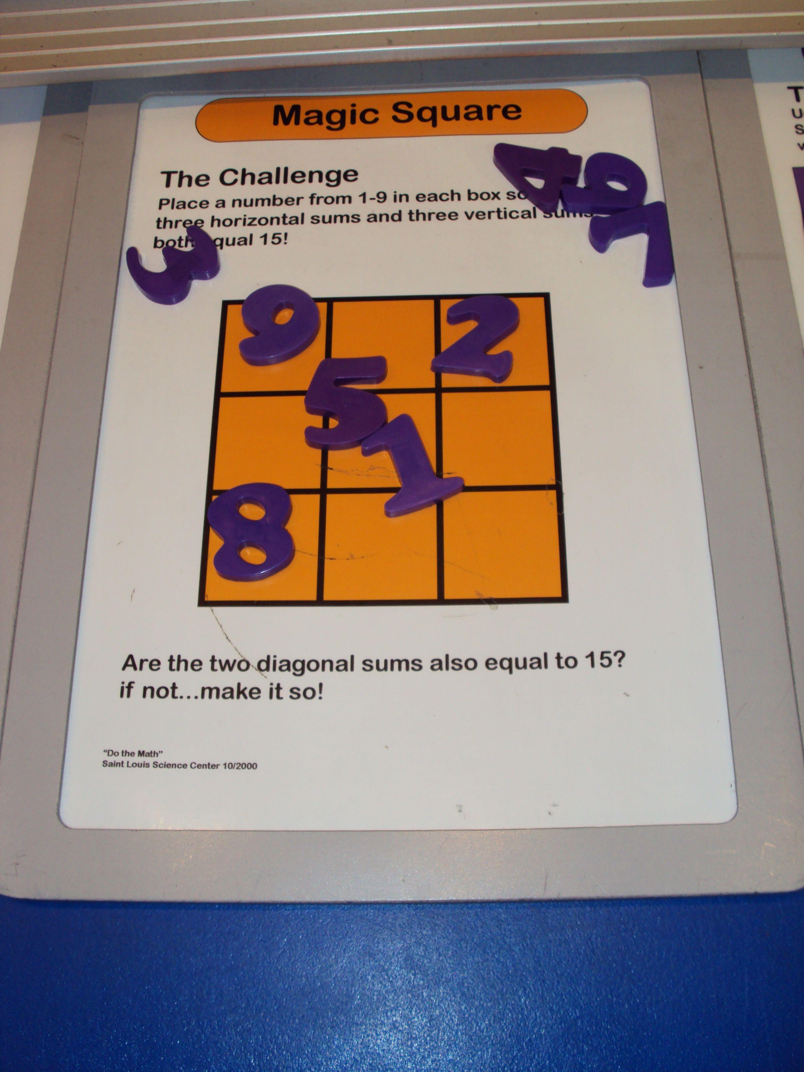Logic Puzzle 7