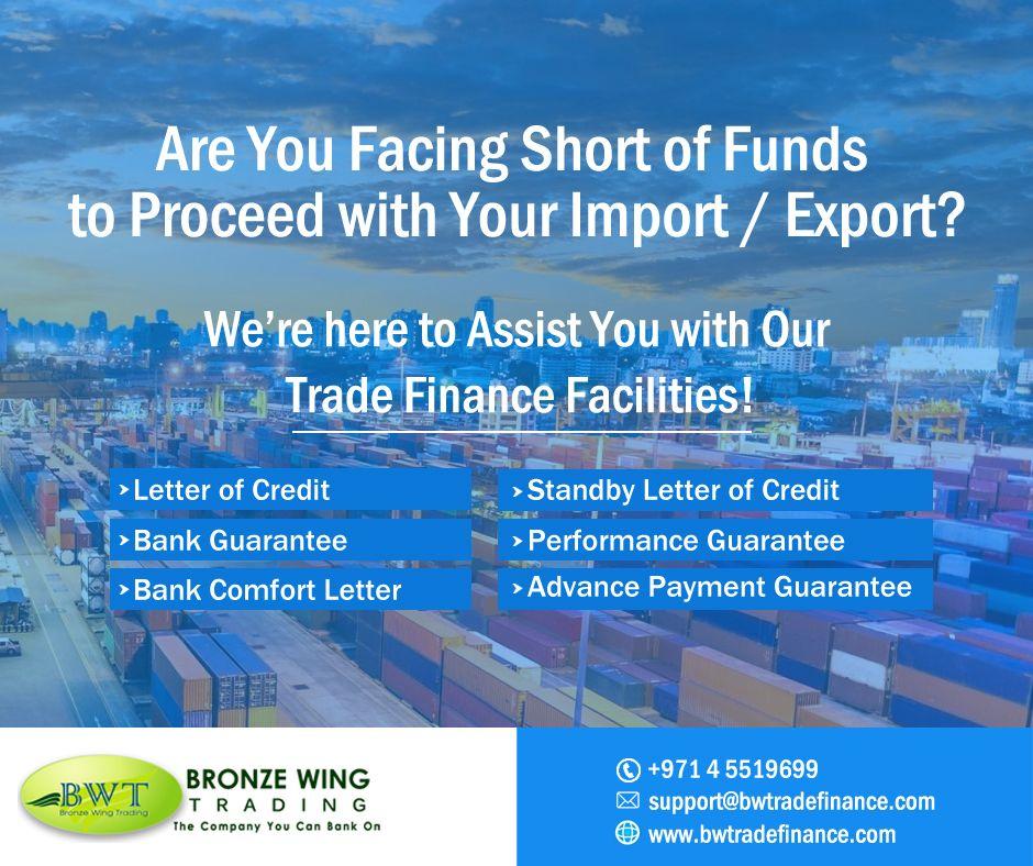 Trade Finance Providers Dlc Mt700 Sblc Mt760 Bg Mt760 In 2020 Trade Finance Finance Financial Instrument