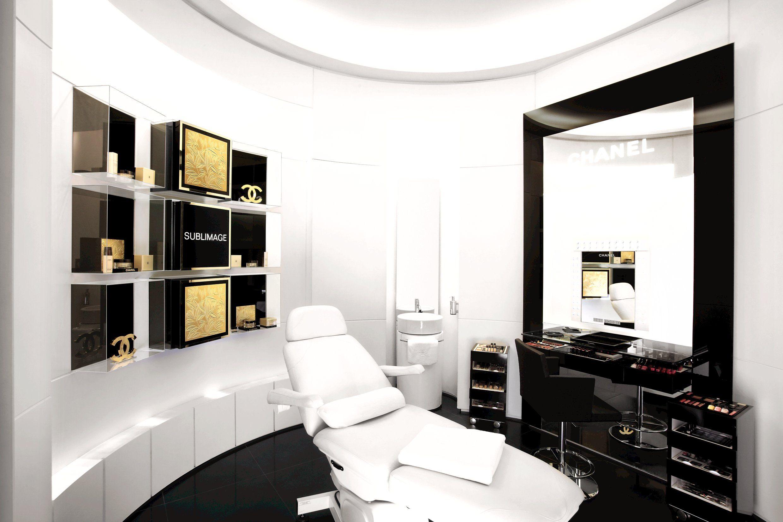 Très Espace Beauté Chanel – Galeries Lafayette Paris Haussmann  ND38