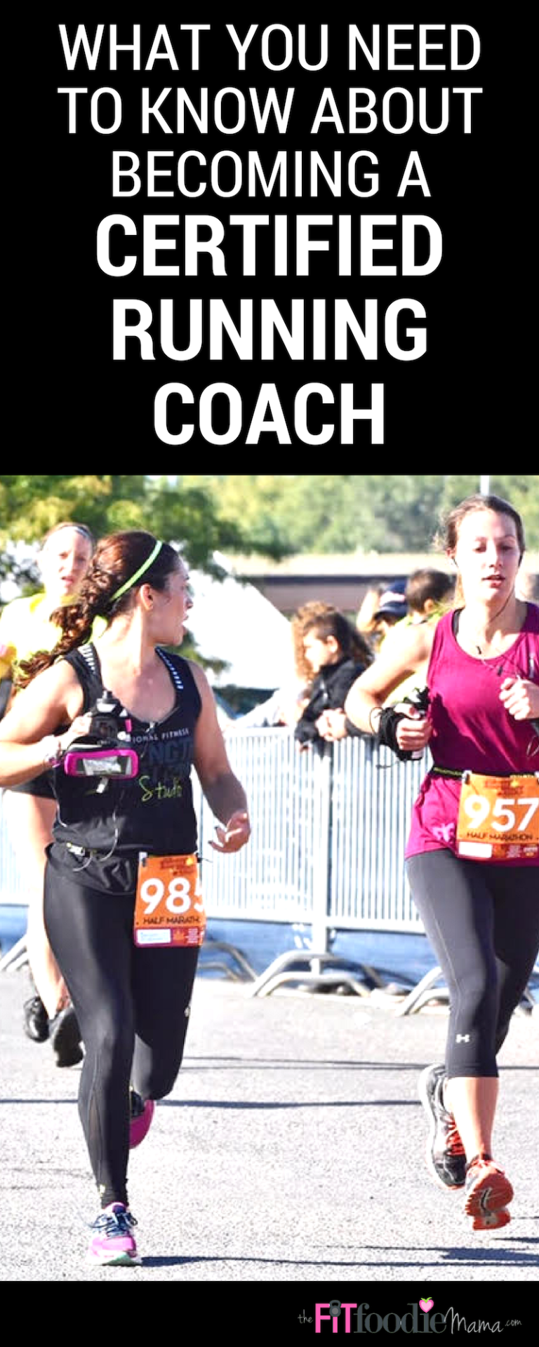 What You Need To Know About Becoming A Certified Running Coach