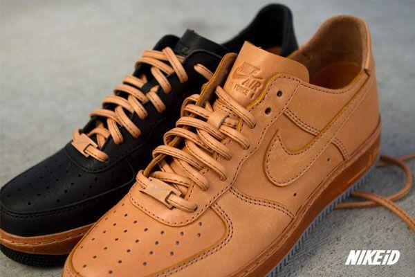 Nike Air Force 1 Bespoke Vachetta Leather Option 1 | Zapatos