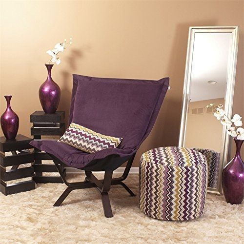Purple Armchairs - Foter