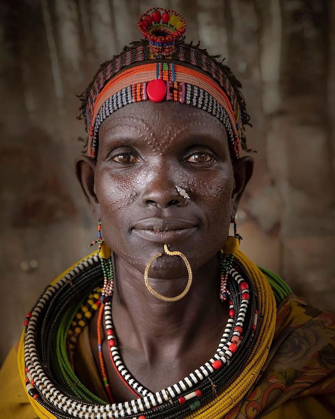 """Atlas of Humanity on Instagram: """"Woman of the Toposa tribe, Kapoeta, South Sudan © Gon Poullet @phototravel_spain • Atlas of Humanity will be exhibited in Paris, November…"""""""