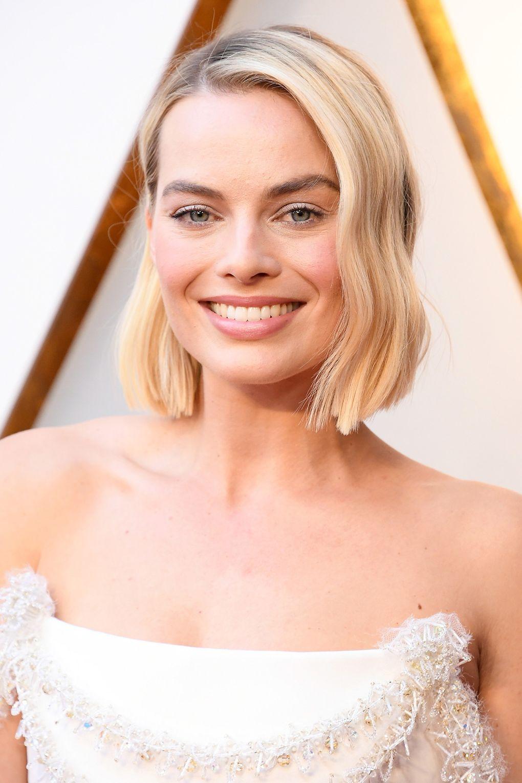 Oscars 2018 Beauty Margot Robbie Hair Hot Haircuts Bob Hairstyles