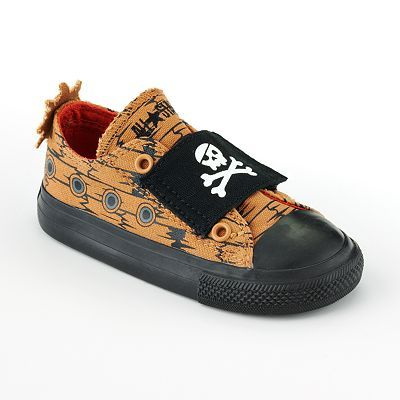 9c610a8ffb Converse Chuck Taylor All Star Pirate Shoes - Toddlers