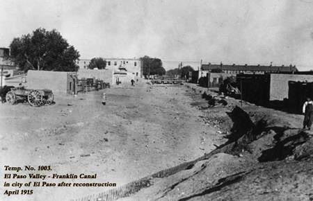 Old El Paso 1915