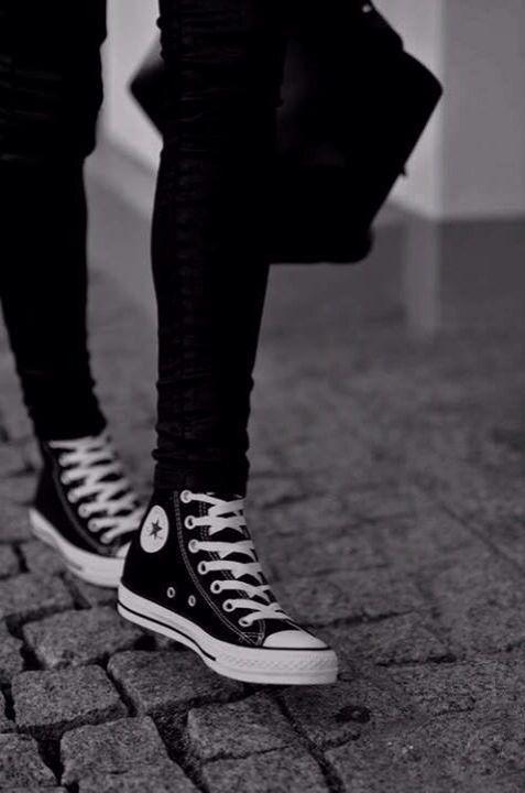 zapatos converse ca?a alta