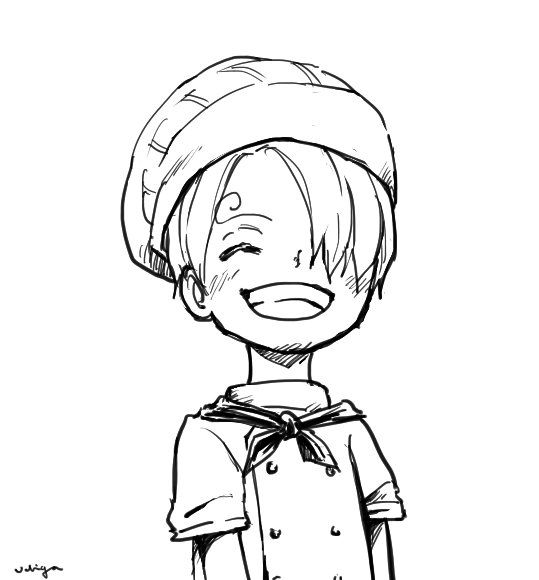 One Piece Sanji One Piece Drawing One Piece Comic One Piece Manga