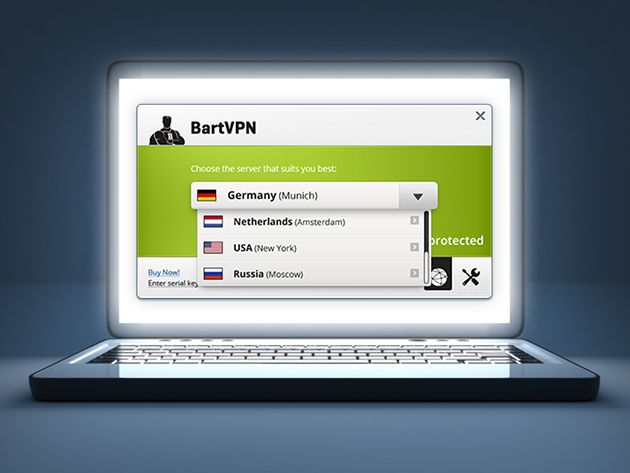 Browse the Internet Freely in the Comfort of BartVPN's Secure Networks