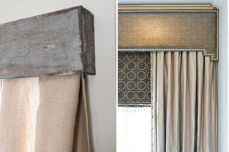 Tendencias en decoración con cortinas decoracion Pinterest