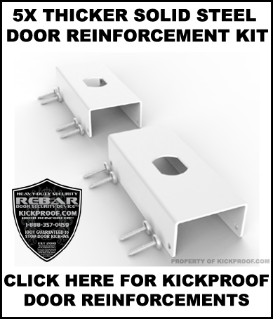 door door frame and door hinge reinforcement i install home security systems and
