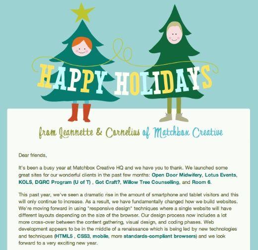 Bluecadet (http\/\/bluecadet) Email Design Inspiration - prize winner letter template