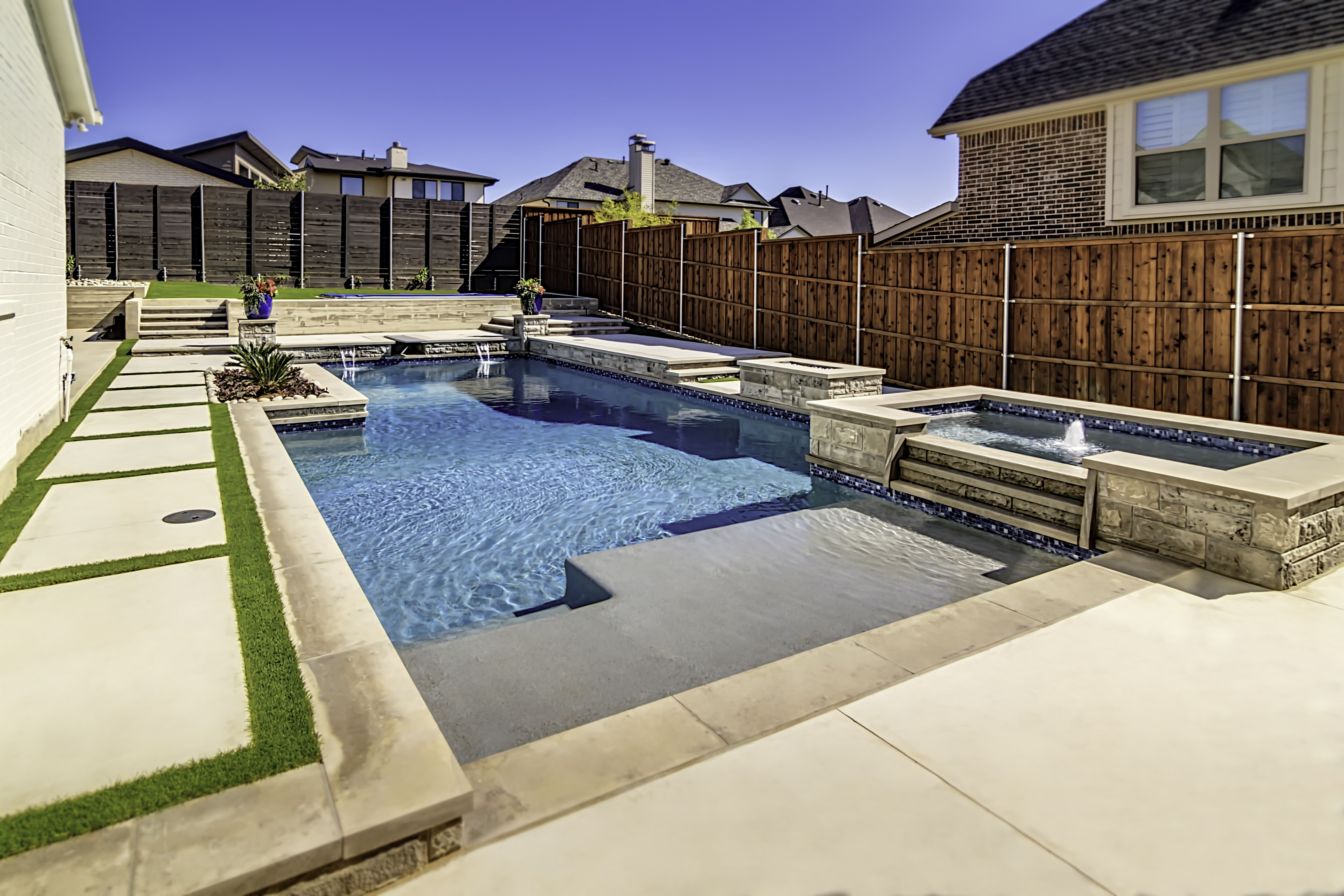 Come see why you should turn to us to build your own custom pool in ...