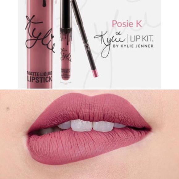 Kylie Jenner Lip Kit Poise K Kylie Jenner Lip Kit Kylie Jenner Lipstick Kylie Jenner Makeup Lipstick