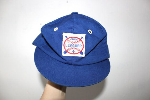 Vintage 1980s Junior Leaguer Baseball Baby By