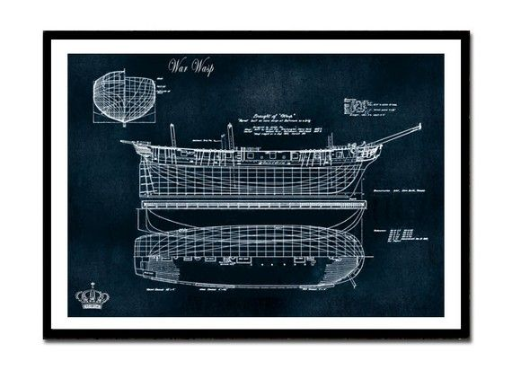 Ships Plan - Blueprint