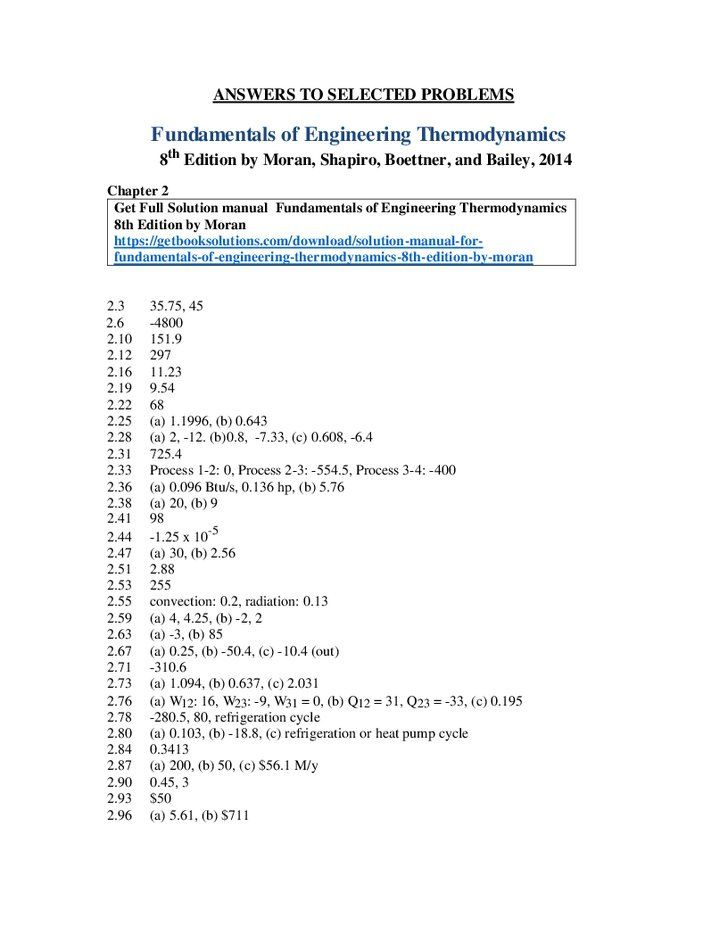 This really is completed downloadable version of solution manual for this really is completed downloadable version of solution manual for fundamentals of engineering thermodynamics eighth edition by michael t moran fandeluxe