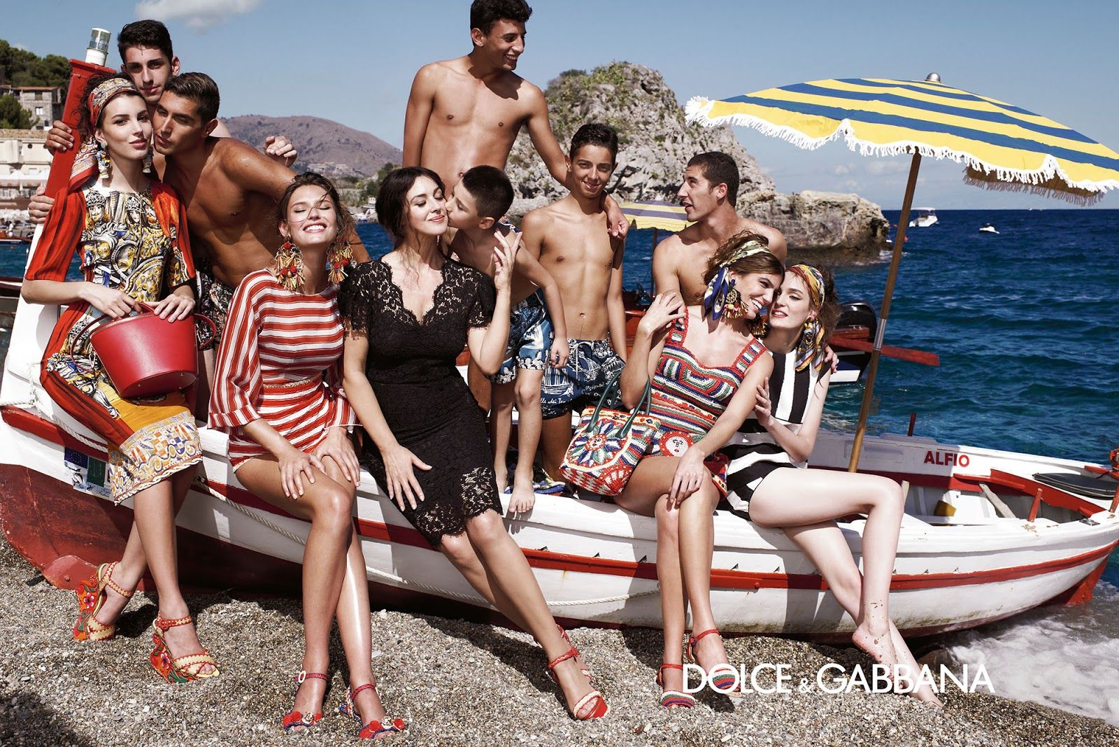 The Bloggerina: EDITORIAL: Campaign D Spring/Summer 2013