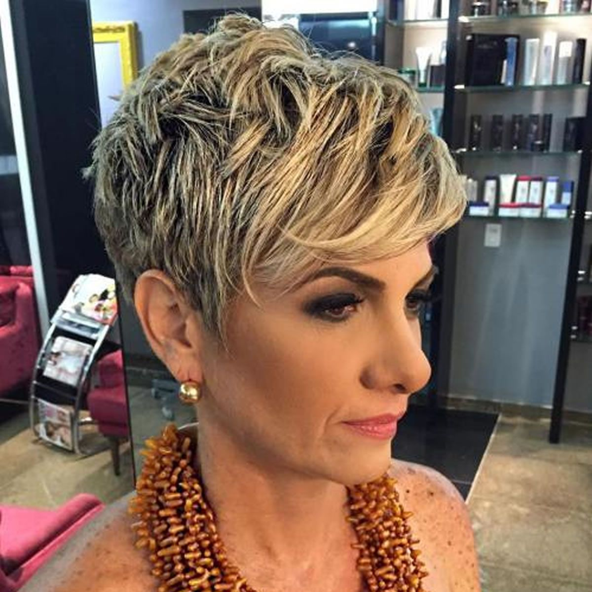 2018 haircuts for older women over 50 – new trend hair ideas | cute