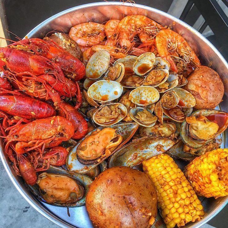 ,  #seafoodboil #seafoodboil
