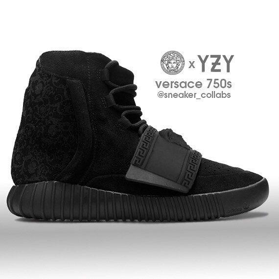 versace yeezy
