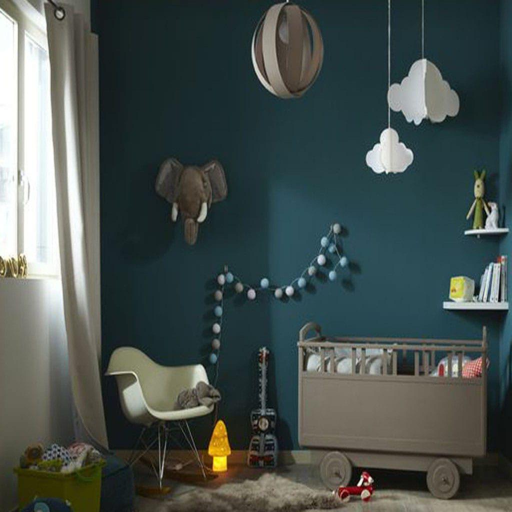 Couleur Taupe Et Bleu Canard couleur taupe : nos idées pour bien l'associer !   chambre