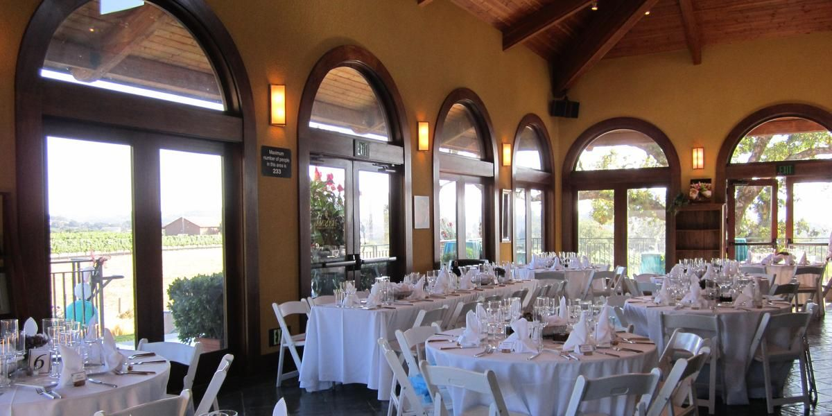 Weddings at Hanna Winery and Vineyards in Santa Rosa, CA