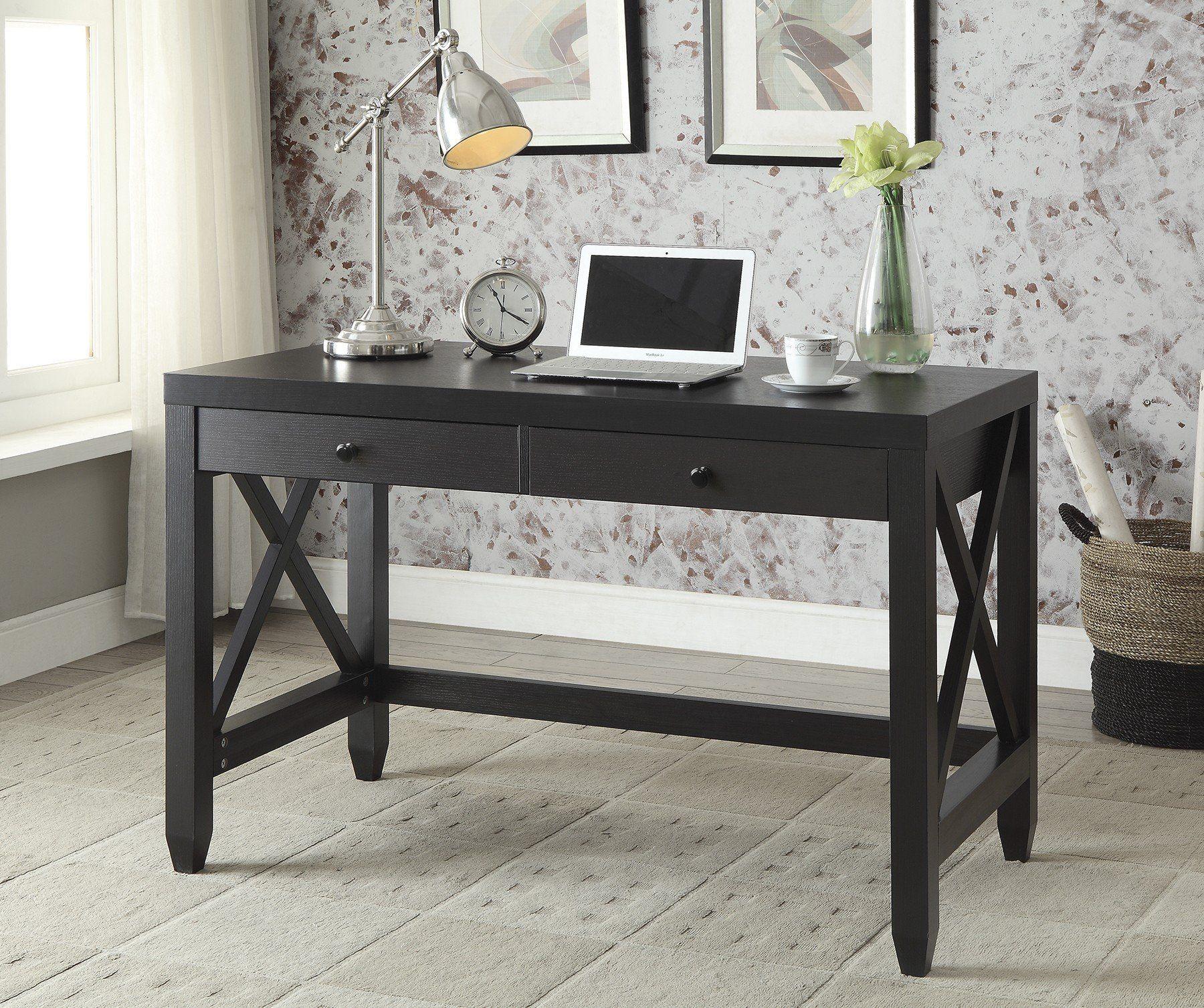 Ct801351 humfrye cappuccino writing desk furniture