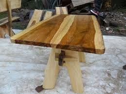 mesas rusticas en madera - Buscar con Google