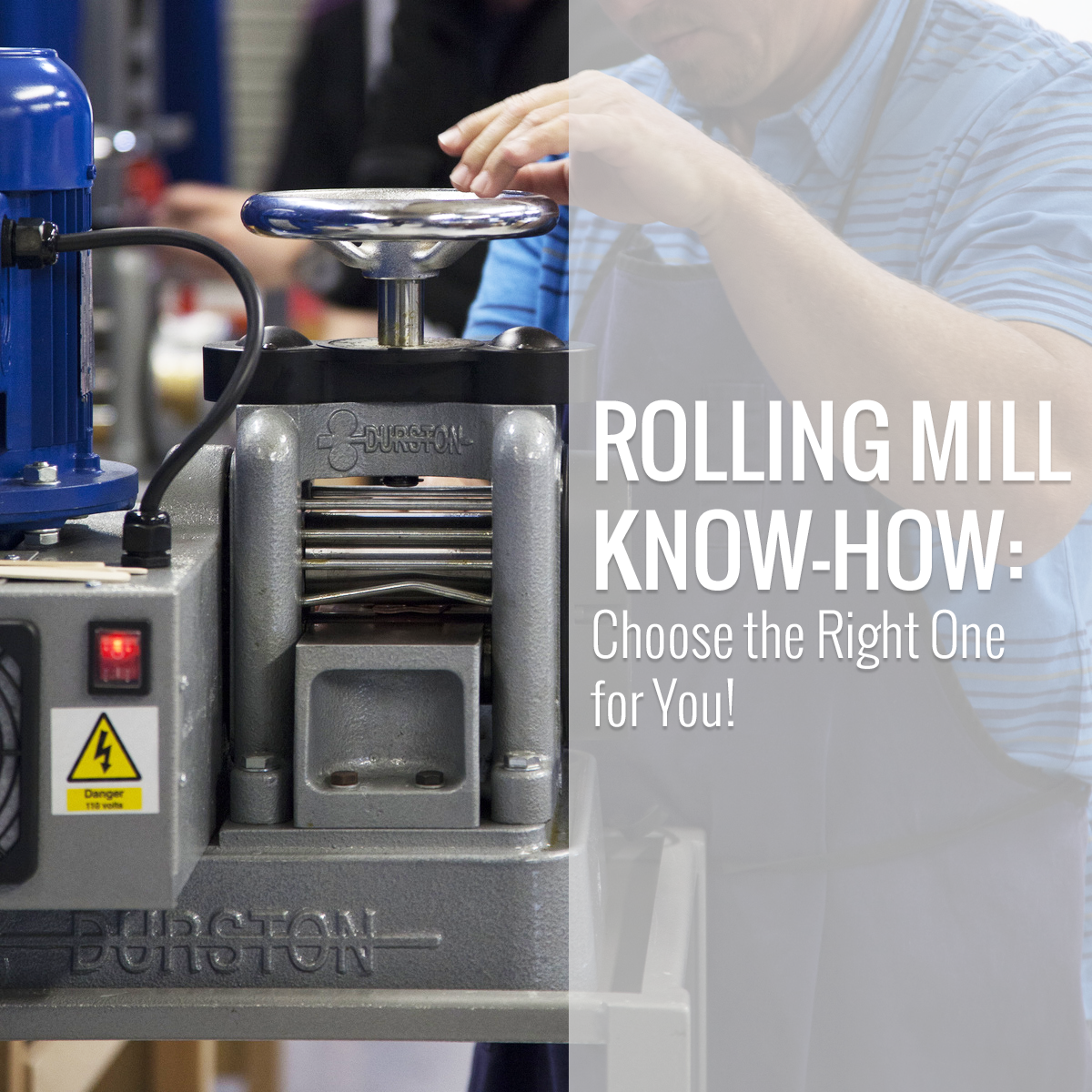 Rolling Mills Have A Simple And Basic Construction When You Choose A Rolling Mill It S Important To Understand The Rolling Mill Are You The One Jewelry Roll