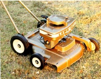 1958 Lawn Boy Model 5200 A Little Oil In The Gasoline And These Ran Forever No More Thanx E P