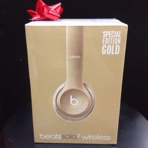 Beats by Dr. Dre Solo2 Wireless Headband Headphones - Gold https://t.co/oMRYOwocMb https://t.co/nbBbBcuyCc