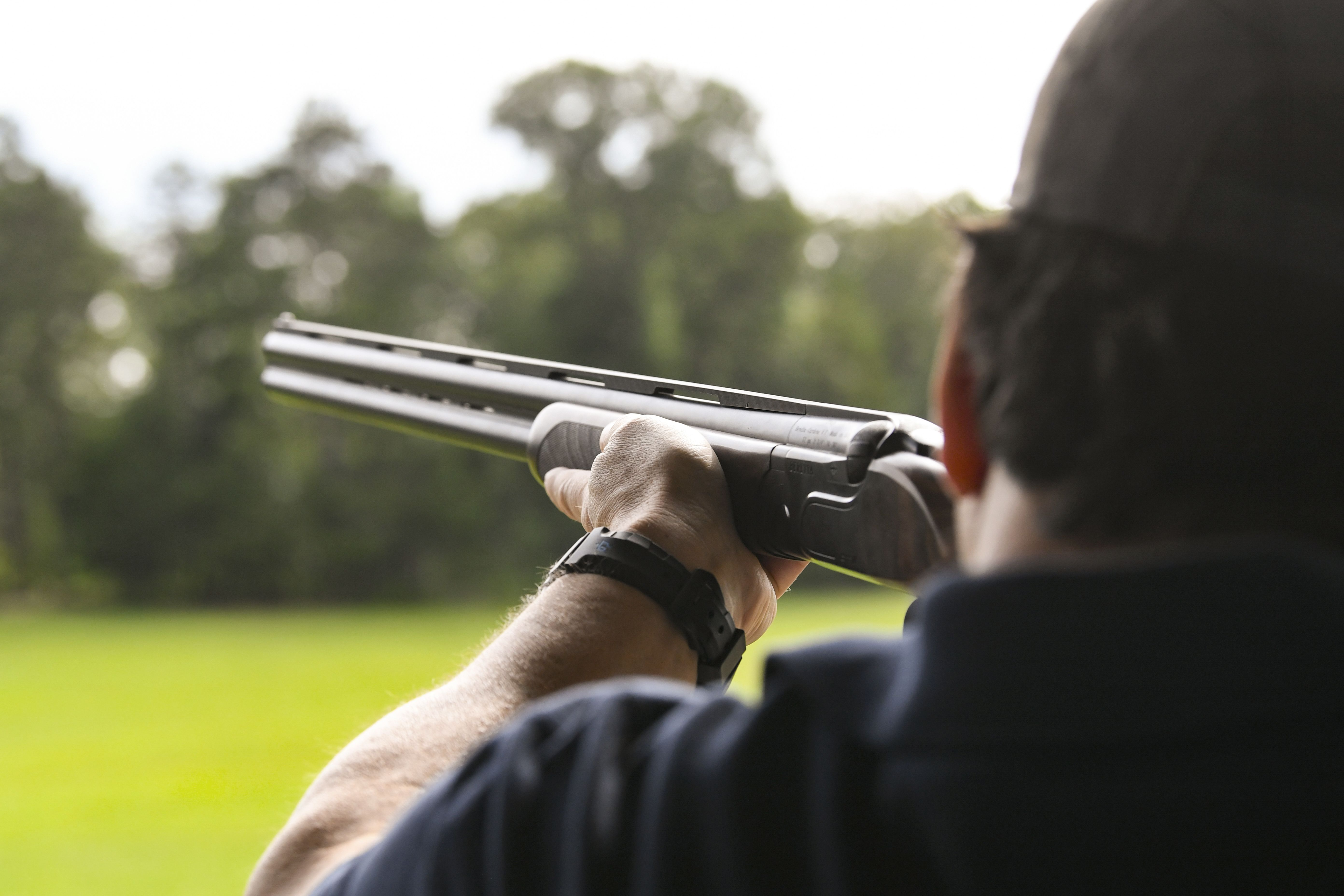 Pin on Beretta Shooting Grounds by High Adventure Company