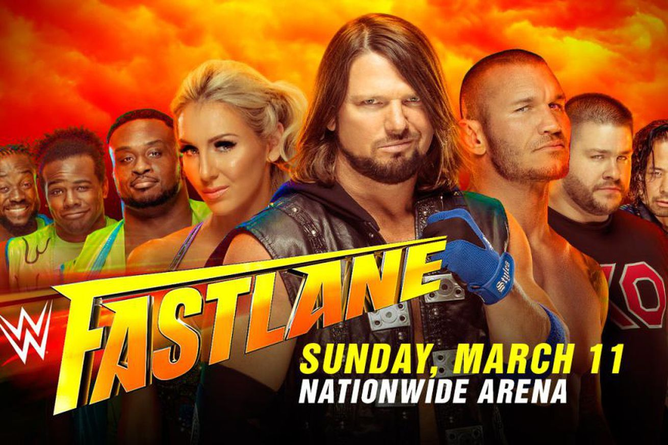 Previewing Fastlane Wwe Ppv Wrestlemania Wwe