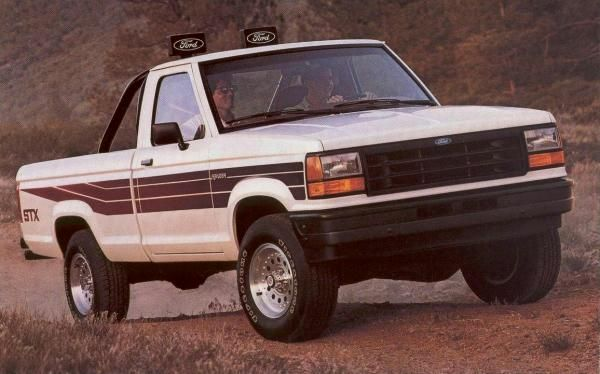 History Of The Ford Ranger Ford Ranger Ranger 2002 Ford Ranger
