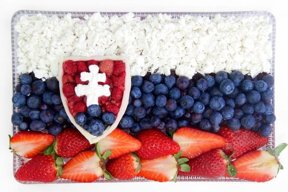 Obrazom: Štátne vlajky uvarili z tradičných národných jedál. Nájdete tú slovenskú? | Dobré noviny