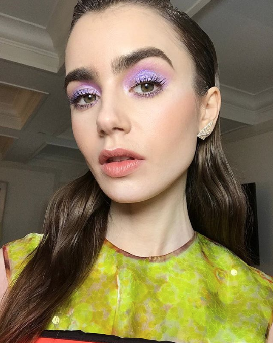 This Blinding Makeup Trend is About to Be Everywhere