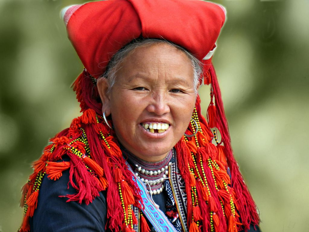 Red Dzao (Zao, Dao) | Vietnam. Sa Pa. Sa Pa , or Sapa, is a … | Flickr