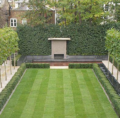 Resultado de imagem para modern residential garden Home
