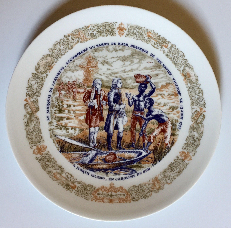 Edition Fils henri d arceau l fils porcelaine de limoges vintage collectible