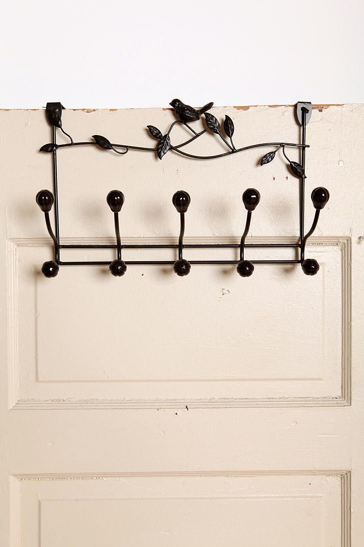 Kleiderständer Urban Outfitters Bird Vine Over The Door Hook Online Only Urban Outfitters My