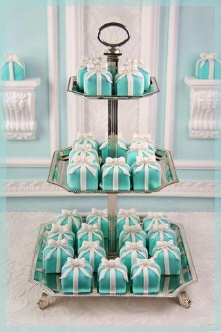 Tiffany Blue Box Petit Fours  383f9475a