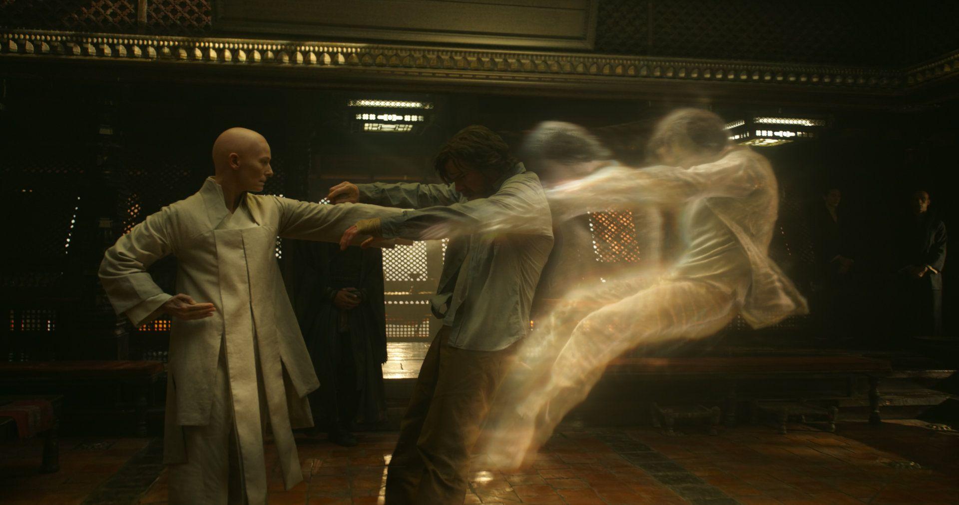Marvel Studios Releases High Quality Doctor Strange Stills