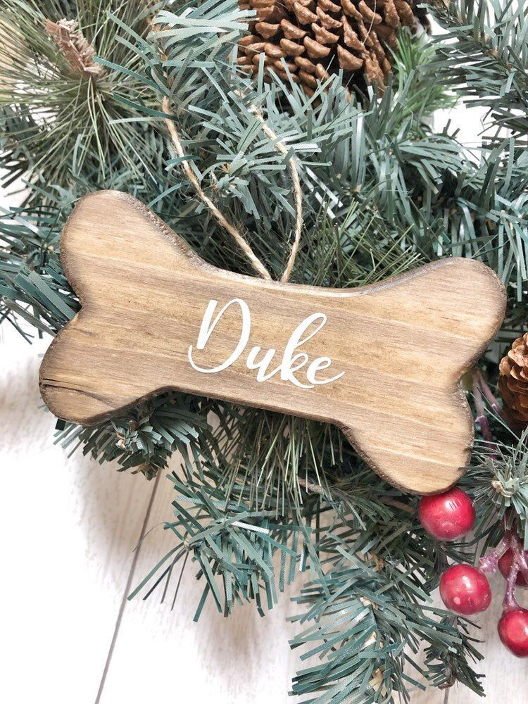 Christmas gift tag Name Ornament tags Customized wooden labels Christmas labels Personalized Christmas Stocking Tags Present tags Printed on Wood Tags