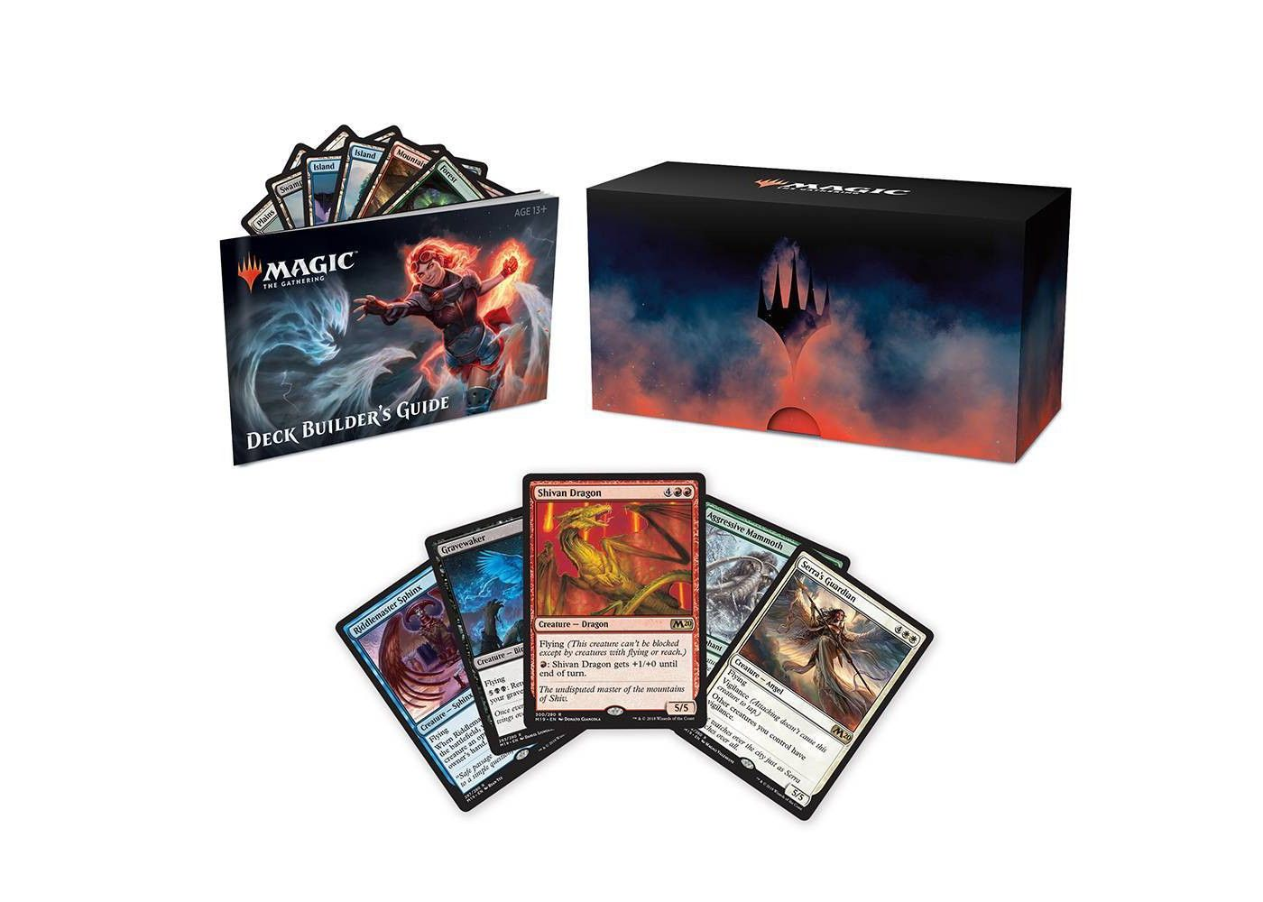 Magic The Gathering 2020 Core Bundle Set Affiliate Gathering Aff Magic Set In 2020 Magic The Gathering The Gathering Collectible Trading Cards