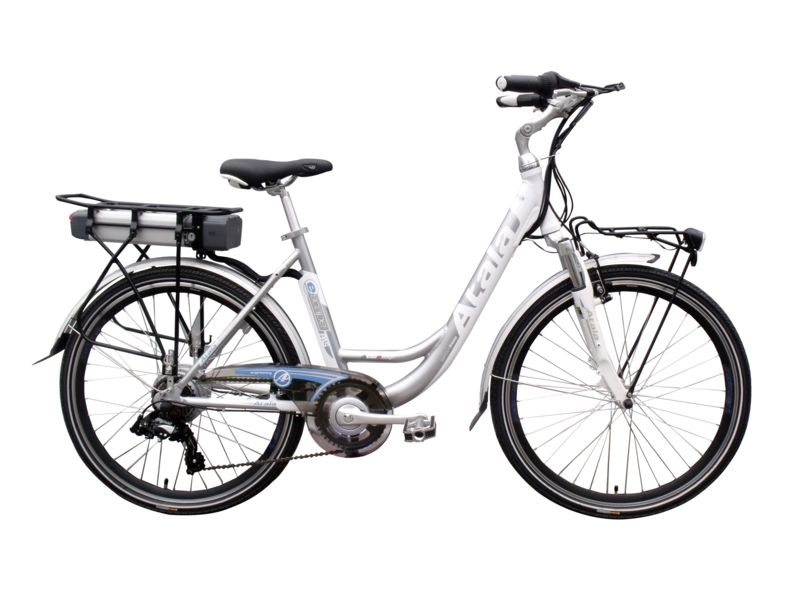 Bici Elettrica A Pedalata Assistita Electric Bike Escape Lady By Atala Bicycle Vehicles