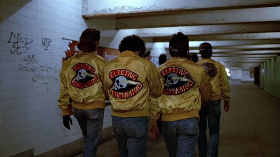 pandillas The Warriors